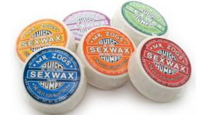 サーフボード wax